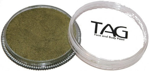 TAG Pearl Bronze Green 32g - Looney Bin Products