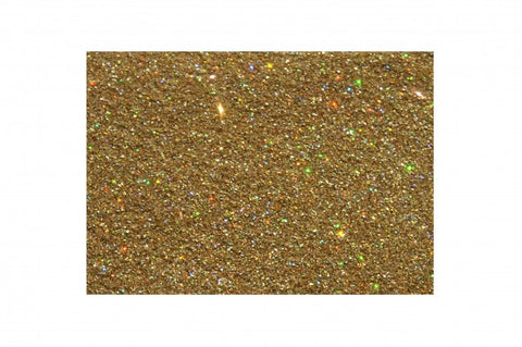 Glitter Poofer - Alpha Gold - Looney Bin Products