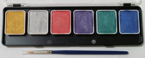 FPA Palette Metallix 6 Square - Looney Bin Products