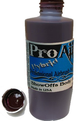 ProAiir Hybrid Road Rash/Burgundy - Looney Bin Products