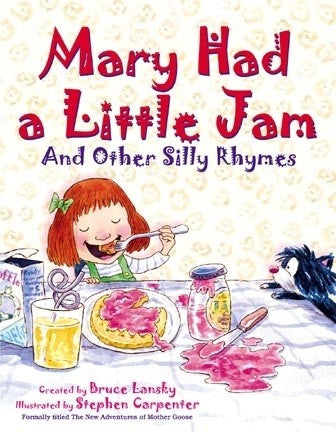 Mary Had A Little Jam - Looney Bin Products