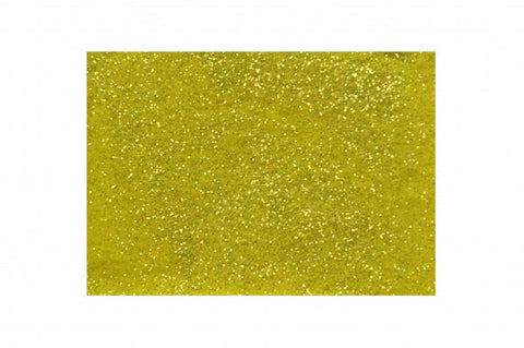 Glitter Poofer - Sunny Yellow - Looney Bin Products