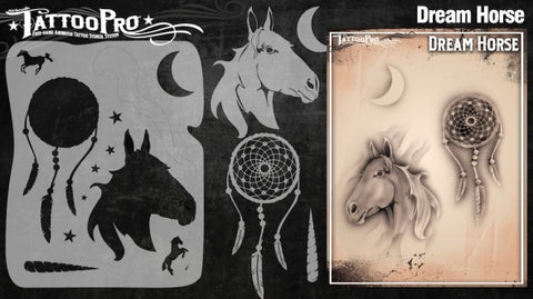 Wiser Tattoo Pro - Dream Horse - Looney Bin Products