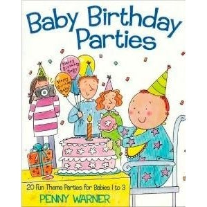 Baby Birthday Parties - Looney Bin Products