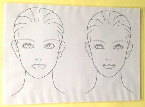 Practice Sheet - 2 Faces