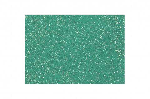 Glitter - Green Crystal <br />Fine cosmetic grade<br />Loose - Looney Bin Products