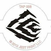 TAP Face Painting Stencil 008 Tiger Stripes - Looney Bin Products