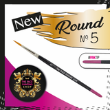 The Face Painting Shop UK<br>Round Brushes