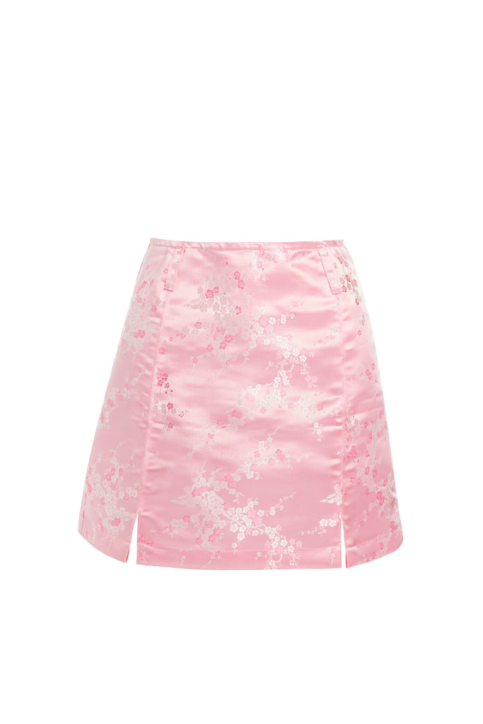Liu Brocade Skirt