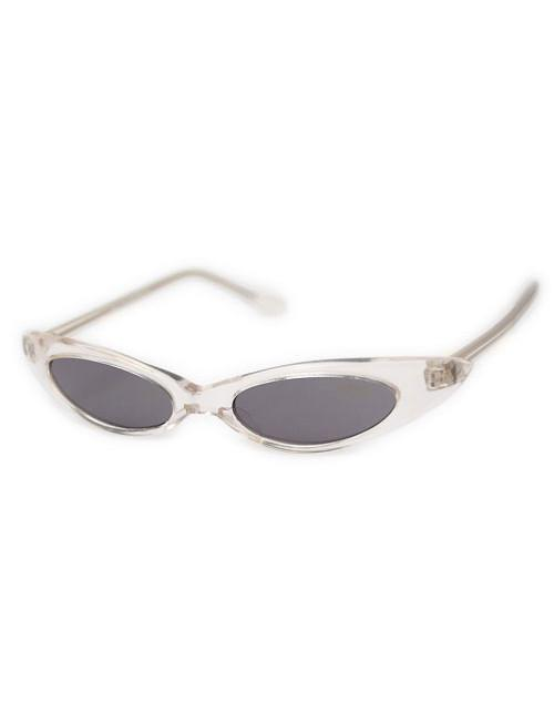 Carolina Crystal Cat Eye Sunglasses