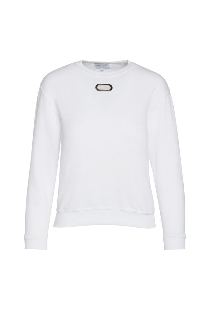 Double Cuff Sweatshirt