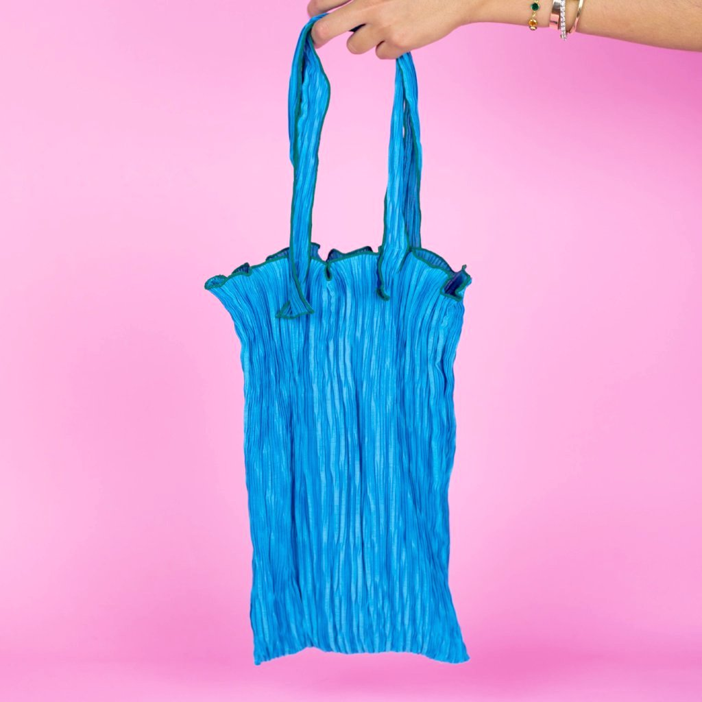 Wonder Pleats Bag