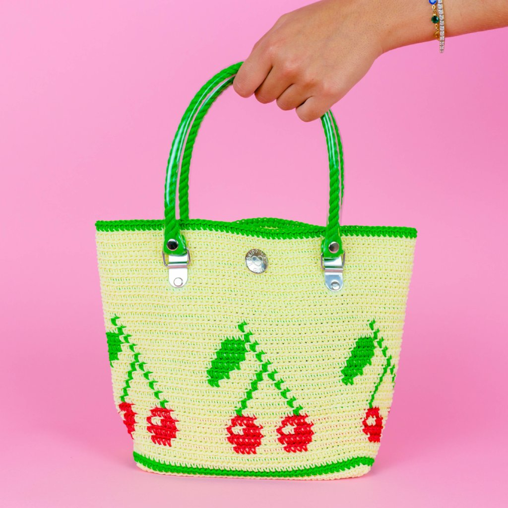 Cherry Mini Tote