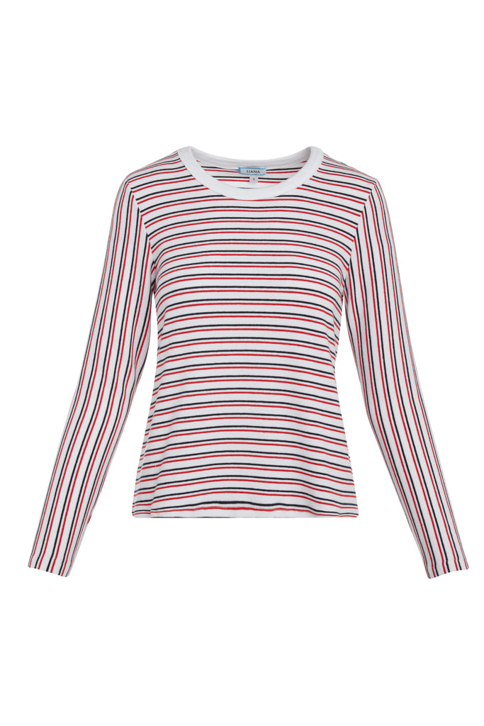 Bowling Striped Tee