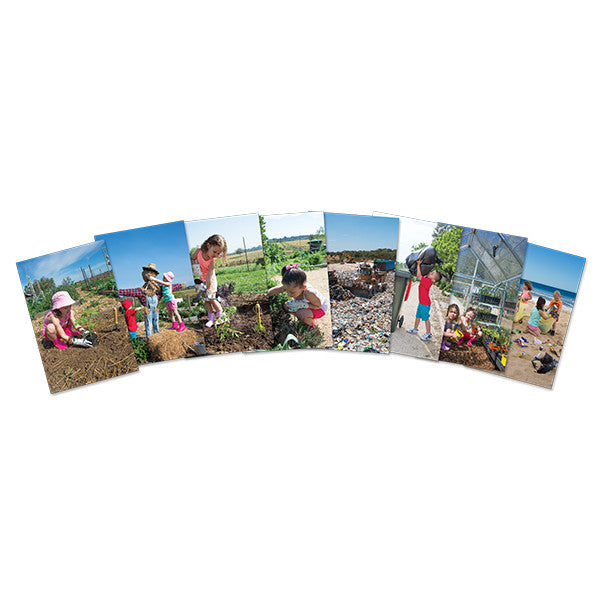 Set of 6 Poster Kits - With 1 FREE book