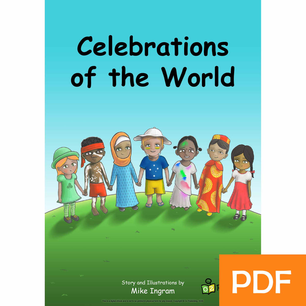 Celebrations of the world eBook
