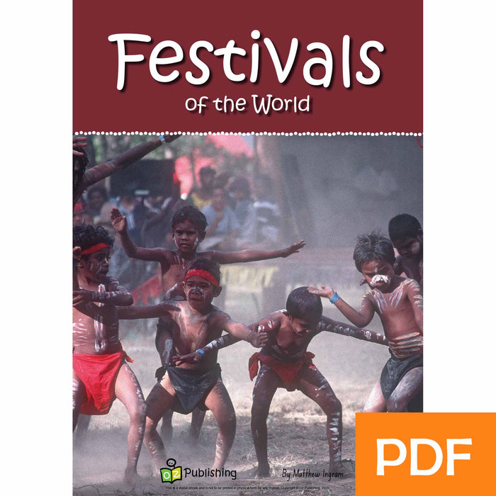 Festivals of the world eBook