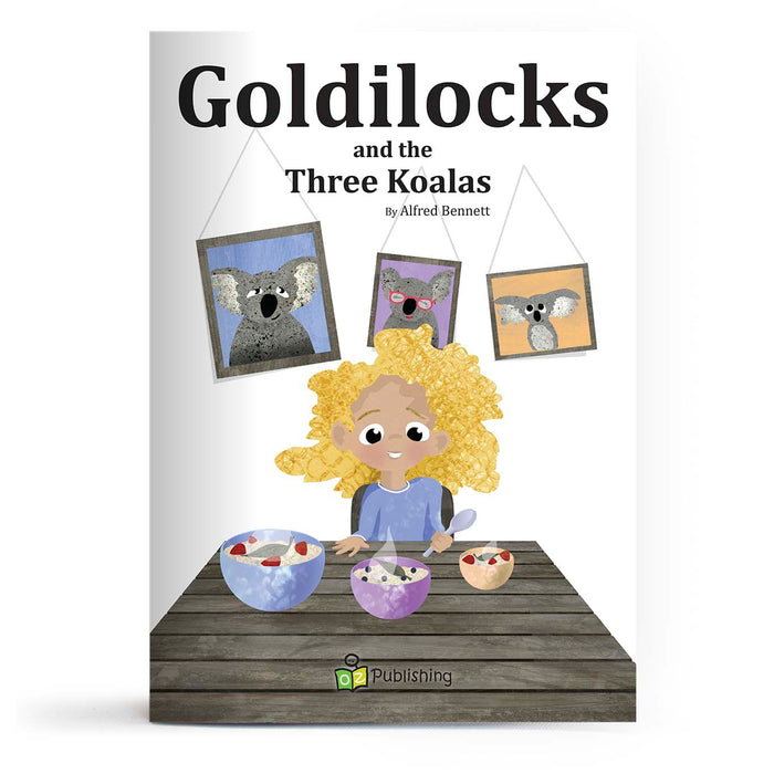 Goldilocks and the Three Koalas Big Book