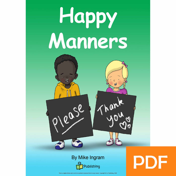 Happy Manners eBook