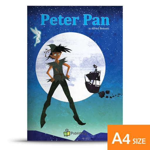 Peter Pan Small Book