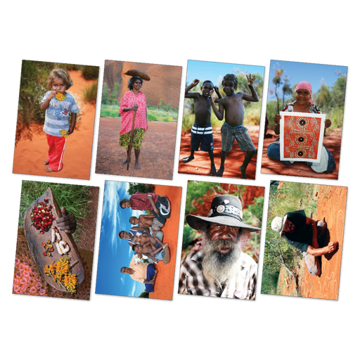 Aboriginal People Poster Kit