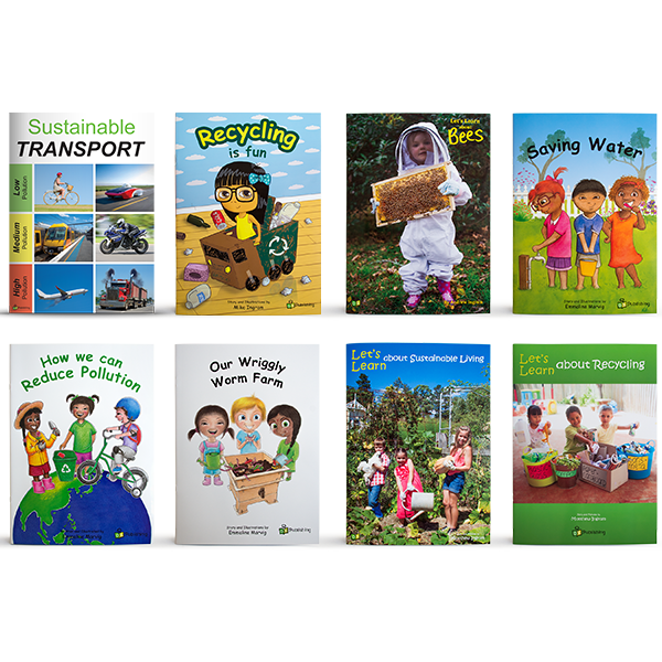 Sustainable Big Book Value Pack of 8