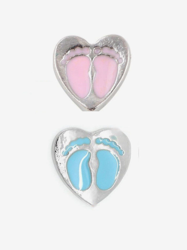 Baby Feet Charms