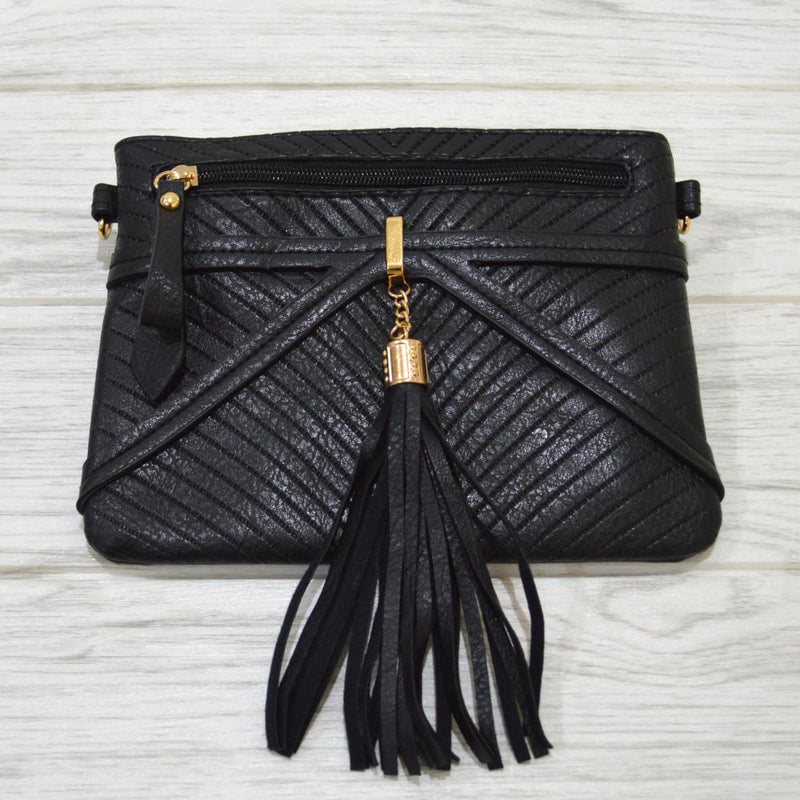 Jami Clutch in Black