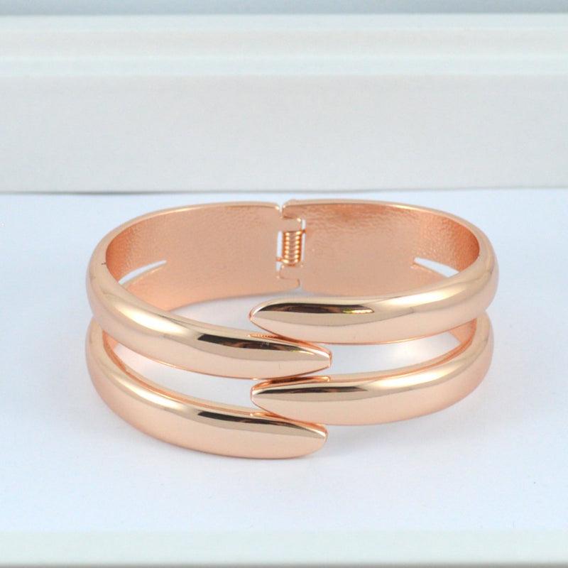 Rose Gold Paradise Bangle