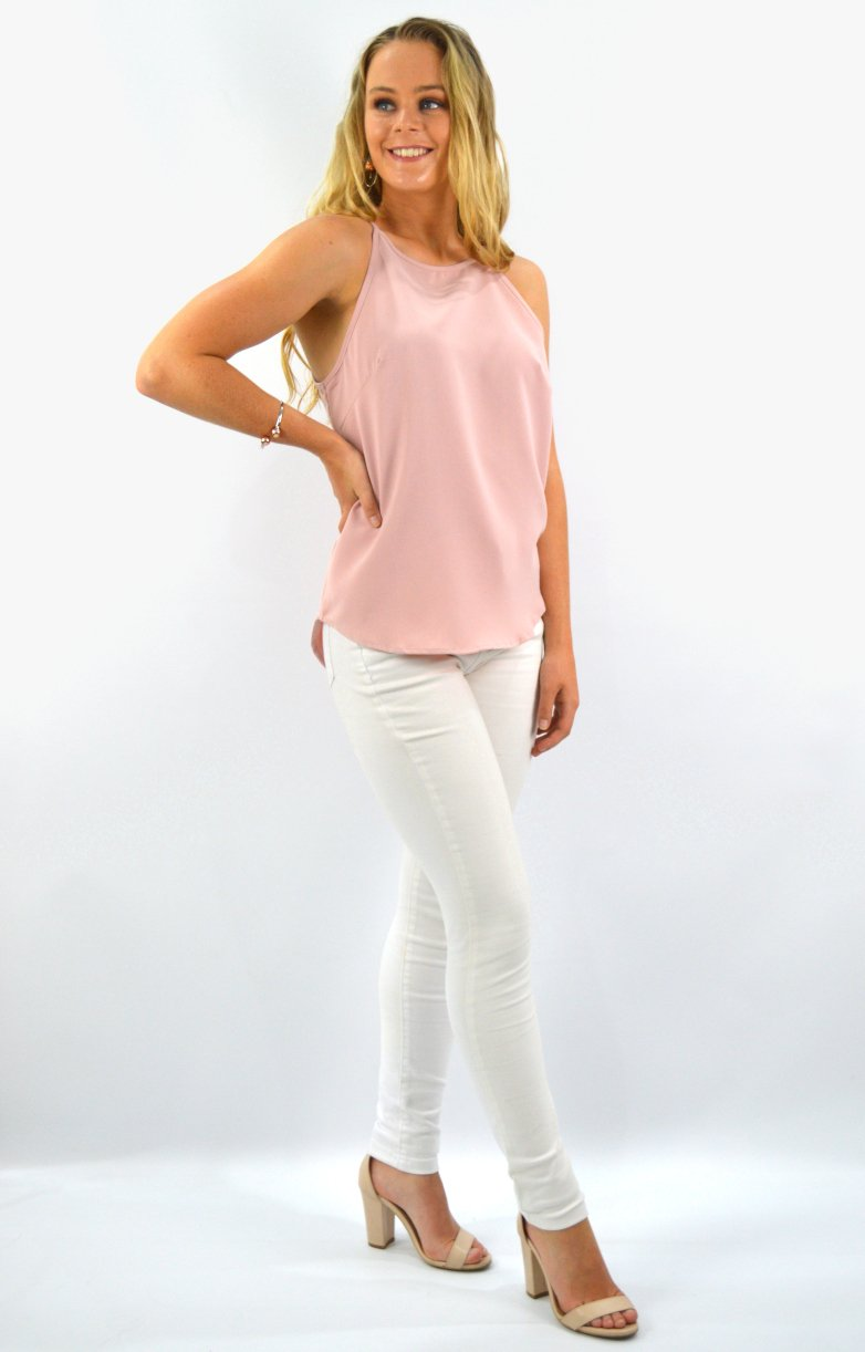Maive Top in Pink