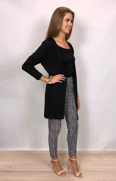 Sammi Cardigan in black