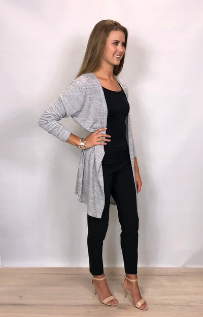 Sammi Cardigan in light grey