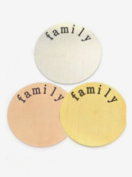Family Backing Plate