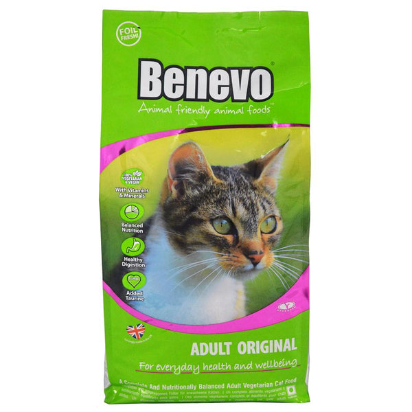 Benevo Chat Adulte -  Original - Adult Cat