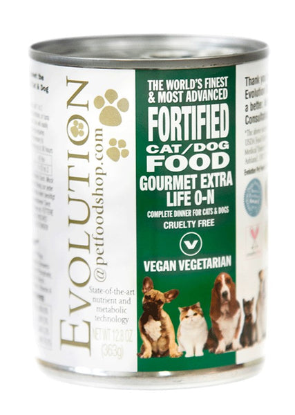 Evolution Vegan Canned Food
