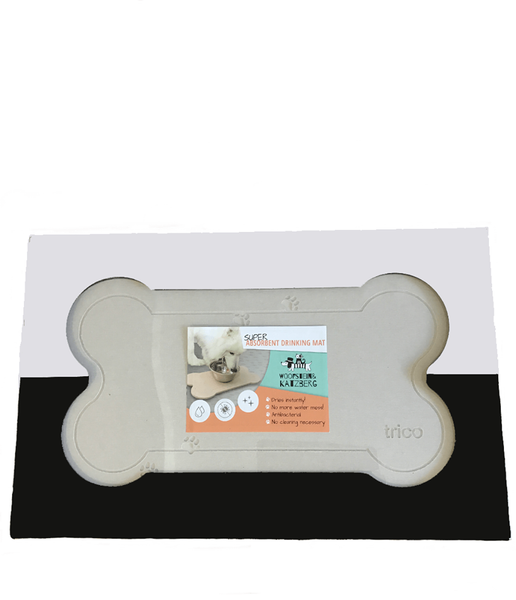 Absorbent Drinking Mat - for Cats and Dogs