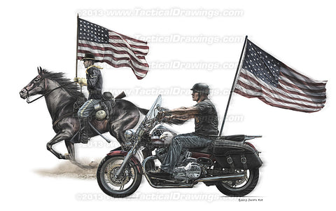 Patriot Riders