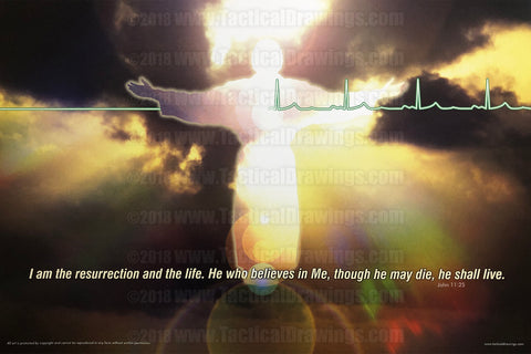 I am the Resurrection