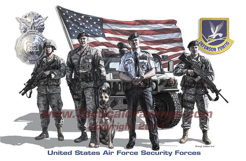 United States Air Force Security Forces