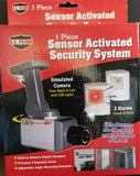 US Patrol Security System Simulated Camera Sensor Activated JB4935 Free Shipping - Safety & Security - Fits My Budget