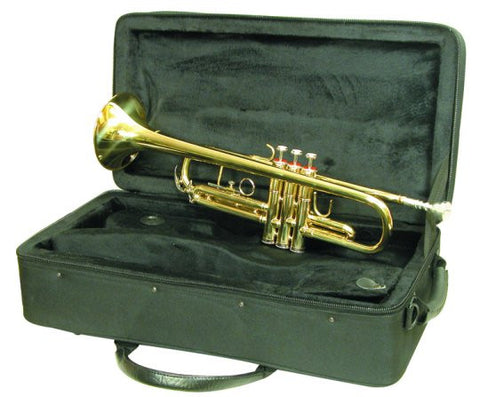 Mirage Bb Brass Trumpet with Case M40151 - Musical Instruments - Fits My Budget