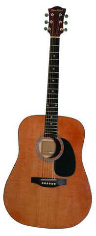 Main Street Dreadnought Size Acoustic Guitar MA241 - Musical Instruments - Fits My Budget
