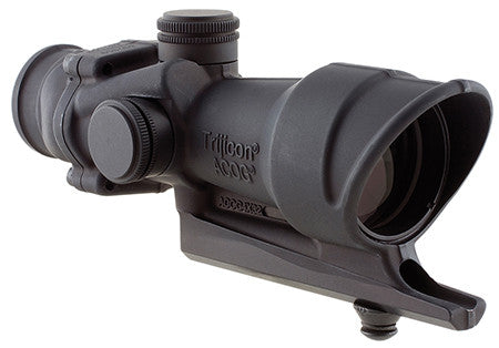 Trijicon TA01 Acog 4x32 W M16 Base Full Line Red Illumination Matte Riflescope Free Shipping - Outdoor Optics - Fits My Budget