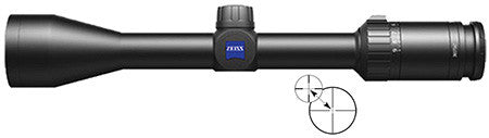 Zeiss 5227319920 Terra 3x 3-9x50 Plex Riflescope Free Ground Shipping - Outdoor Optics - Fits My Budget