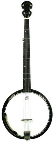 Prairie Star Banjo with Bag by Trinity River PRB200 - Musical Instruments - Fits My Budget