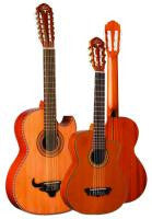 OSCAR SCHMIDT Bajo Sexto Guitar Solid Cedar Top with Bag OH50S - Musical Instruments - Fits My Budget