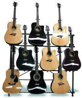 Mirage AGR1009 9 Guitar Display Rack - Musical Instruments - Fits My Budget
