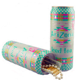 Can Safe Arizona Tea Can Safe CSAT - Safety & Security - Fits My Budget