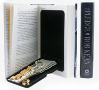 Book Safe Real Book with a Safe in the Center - Safety & Security - Fits My Budget