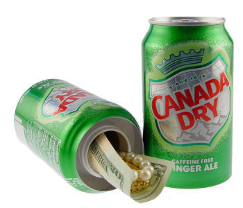 Can Safe Ginger Ale Can Safe Diversion Safe CSGA - Safety & Security - Fits My Budget